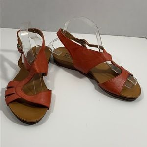 Miz Mooz leather sandals size 6.5